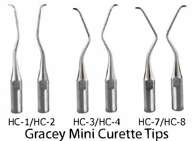 Gracey Mini Curette Tips - Vista Dental