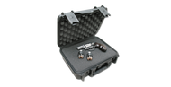 iSeries 1209-4 Mil-Spec Pistol Case