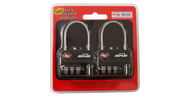 SKB TSA Combination Padlock (2 pack)