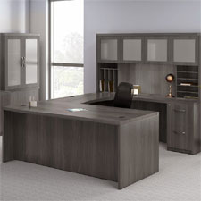 Mayline Safco Aberdeen Executive Series - Gray Steel