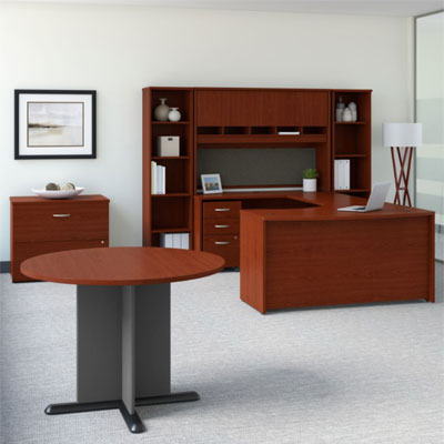 Bush Series C Mahogany