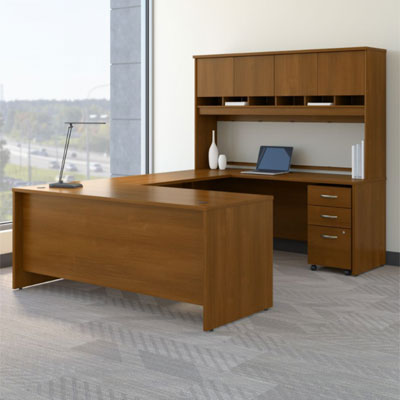 Bush Series C Warm Oak