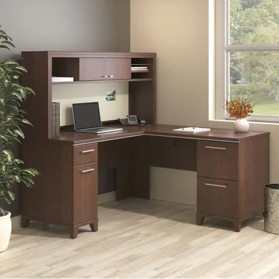 Bush Business Furniture Enterprise Collection - Harvest Cherry