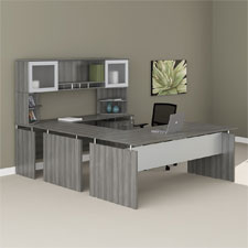 Mayline Safco Medina Executive Series - Gray Steel