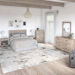 Bush Riverbrook Bedroom Collection – Barnwood