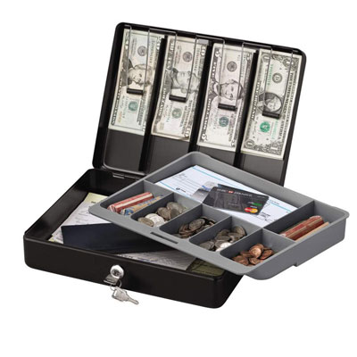 Cash Boxes and Depository Safes
