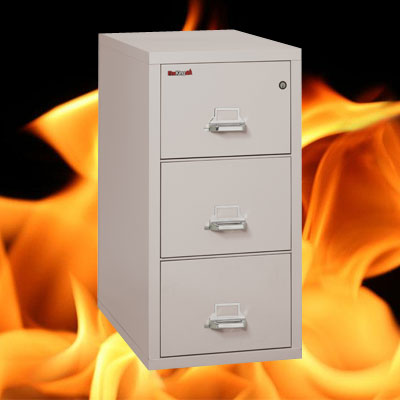 Fireproof File Cabinets and Chests
