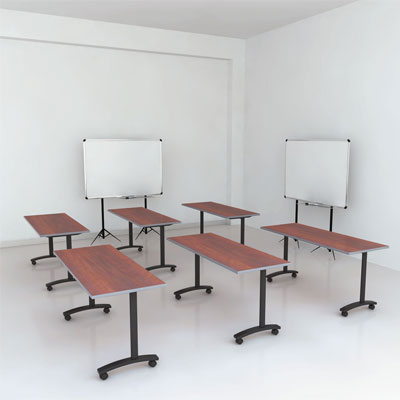 Alera Valencia Training and Meeting Room Tables