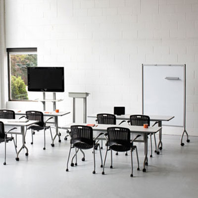 Safco Impromptu Mobile Training Tables