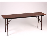 Correll Melamine Top Folding Table 18 x 96 - CF1896M