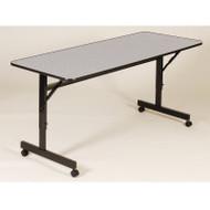 Correll Melamine FlipTop Table 48 - FT2448M