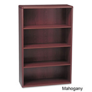HON 10700 Series Bookcase 4-Shelves, Assembled - 10754