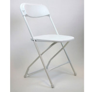 Plastic Folding Chair (Set of 10 chairs) - ACT1000