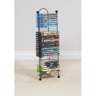 Atlantic Nestable 32 DVD or Blu-Ray or Games Tower - 63712046