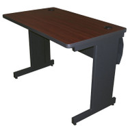 Marvel Pronto Training Table with Lockable Wire Management 42 x 24 - PTR4224L