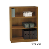 """Bush Universal Bookcase 48"""" Royal Oak  - WL12445-03"""