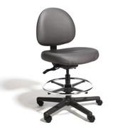 Cramer Triton High-Height Large Back Chair 4-way Fabric - TRLH4