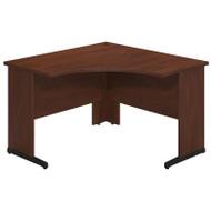 """Bush Business Furniture Series C Elite Corner Desk 48"""" x 48"""" Hansen Cherry - WC24551"""