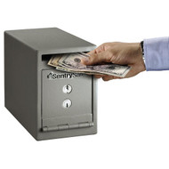 Sentry Under Counter Drop Slot Depository Safe - UC-025K