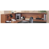Bush Business Furniture Series C Reception Gallery Auburn Maple - WC48576