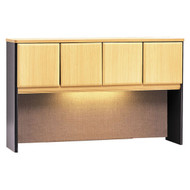 "Bush Business Furniture Series A Desk Hutch 60"" Beech - WC14361P"
