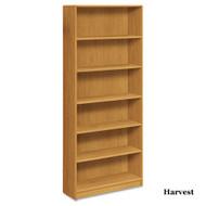 HON 1890 Series Radius Edge Bookcase 6-Shelves - 1897