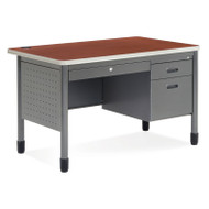 OFM Mesa Series Steel Single Pedestal Teacher's Desk 47.25 - 66348