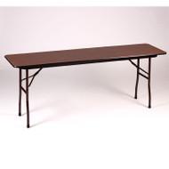 Correll Melamine Top Folding Table 18 x 72 - CF1872M