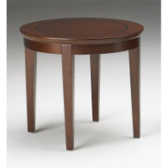 Mayline Sorrento End Table Bourbon Cherry - SET-SCR