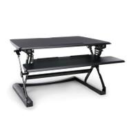 OFM Height Adjustable Sit to Stand Desktop Riser - 5100