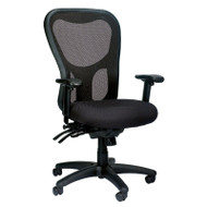 Eurotech by Raynor Apollo High-Back Multi-Function Mesh Back Chair with Seat Slider - MM95SL
