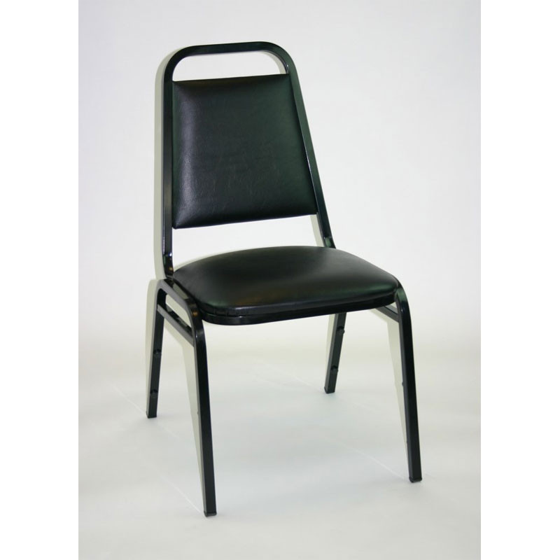 Fantastic Banquet Chair With Vinyl Padded Seat And Back Act101 Ibusinesslaw Wood Chair Design Ideas Ibusinesslaworg
