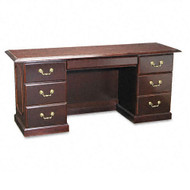 """DMI Governor's Series Credenza 66"""", Assembled - 7350-21"""