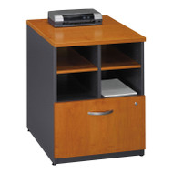 "Bush Business Furniture Series C Cabinet 24"" Natural Cherry - WC72404"
