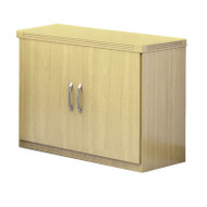 Mayline Aberdeen Storage Cabinet Maple - ASC-LMA