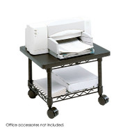 Safco Wire Under-Desk Printer/Fax Stand - 5206