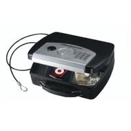 Sentry Safe Compact Electronic Safe Black - P008E-BLACK