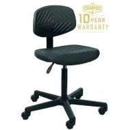 Cramer Rhino Chair Desk-Height Small Back 4-way - RHSD4