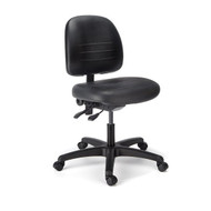Cramer Fusion R Plus Desk-Height Medium Back Chair 4-way - RPMD4