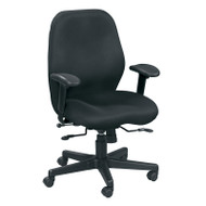 Eurotech by Raynor Aviator Black Mesh Chair - MM5506