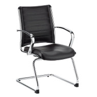 Eurotech by Raynor Europa Leather Guest Chair - LE833