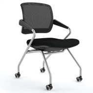 Mayline Valore Training Series Mid-Back Chair (2 pack) - TSM2