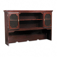 """DMI Governor's Series Hutch 66"""", Assembled - 7350-62"""
