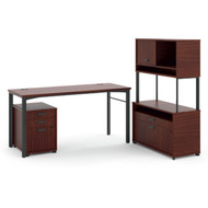 Basyx Manage Series L-Shaped Desk - MG6