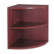 HON 10500 Series Bookcase End Cap 2-Shelf - 105520NN