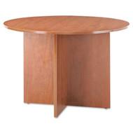 "Alera Valencia 42"" Round Conference Table Medium Cherry - VA7142MC"