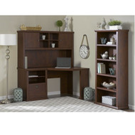 Bush Yorktown Corner Desk Package - YRK006ANC