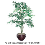 Nudell Areca Palm Tree 6' - T7786