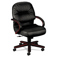HON Pillow-Soft 2190 Series Executive Mid Back Chair - 2192