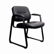 OFM Essentials Sled Base Executive Guest Chair - ESS-9015